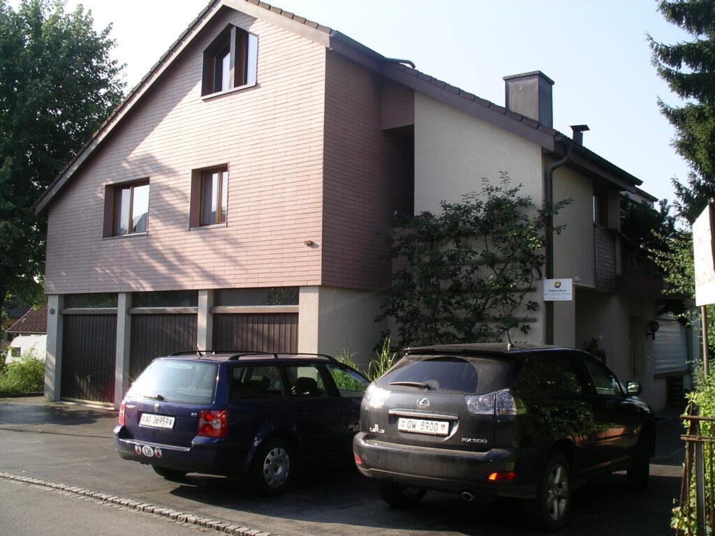 Feng Shui Hausfassade